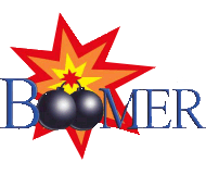 Boomer Fireworks Logo