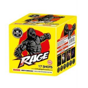 Cutting Edge Rage 17 shots