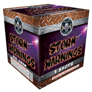 Storm Warning 9 Shot finale